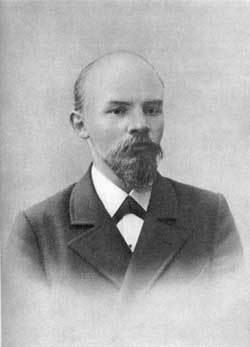 В.И. Ленин на рубеже 20-го века