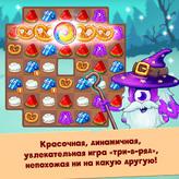 Скриншот игры Герои Три-В-Ряд!