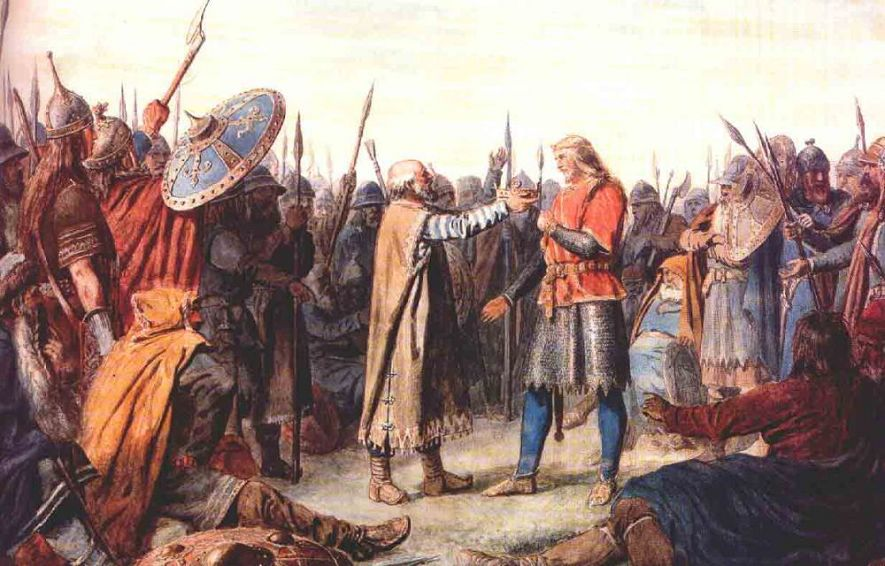 Загадки истории: Древние англосаксы