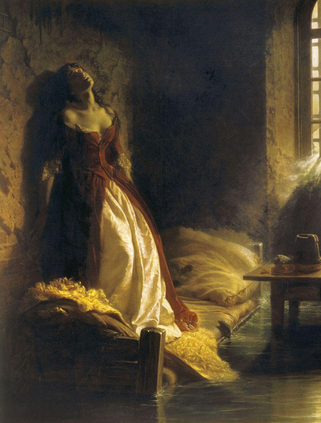Жизнь и смерть Княжны Таракановой
