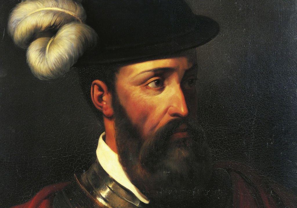 Завоеватель империи инков Франсиско Писарро